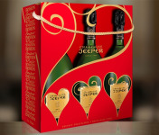 Champagne Jeeper - Coffret Dégustation - 3 x 37,5 cl