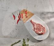 BEAUGRAIN, les viandes bien élevées - Côte de Veau Limousin (300g X 5)