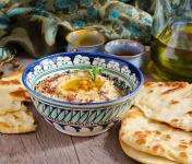 Graines Précieuses - Houmous Au Paprika Précieux Et Aux Tomates Confites