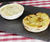Maison Boulanger - Tartelette Rhubarbe Surgelee Crue Par 6