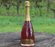 Nature viande - Domaine de la Coutancie - Domaine de coutancie vin effervécent méthode traditionnelle rosé x1