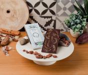 Le Petit Atelier - Tablette Chocolat Noir Bio Au Citron Confit