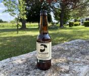 """Vignobles Fabien Castaing - Bière Artisanale Blonde """"La Barbe"""" Haute Fermentation - 12x33cl"""