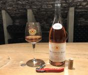 """Domaine Michel & Marc ROSSIGNOL - Bourgogne """"Rosé"""" 2018 - 3 Bouteilles"""