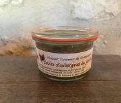Des Poules et des Vignes à Bourgueil - Caviar d'aubergines du jardin