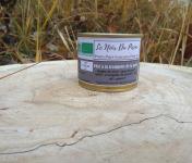 Le Noir du Picou Elodie Ribas - Pâté de Porc Noir Gascon Bio à la Trompette de la Mort de nos Bois