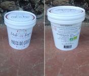 L'Etoile de la Bergère - Glace Bio Au Lait De Brebis Corse Noix De Coco 165 Ml Avec Petite Cuillère