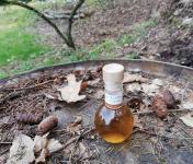 Vinaigres de la Carrière - Vinaigre de Cidre bio Vieilli en Fût de Chêne - 100 ml