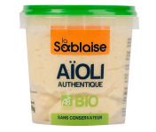 Ô'Poisson - Aïoli Bio Frais