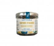Marinoë - Tartare d'algues Wakamé Citron