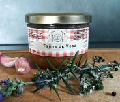 La ferme de Rustan - Tajine de Veau d'Aveyron et du Ségala 360 G