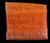 Fumaison Occitane - Saumon Bio Fumé À Froid (pavé De 450 G, 5-6 P)