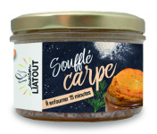 Ma-  poissonnière - Soufflé De Carpe - Pot De 180g