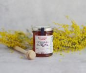 L'Essaim de la Reine - Miel de chataignier de Dordogne - 250g - récolté en France par l'apiculteur