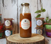 La Bourriche aux Appétits - Soupe de Poisson de Loire aux Écrevisses 50 cl