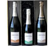 Champagne Deneufchatel - Coffret À La Découverte Du Champagne