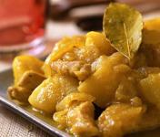 La ferme d'Enjacquet - Poulet Mariné Au Curry 400g