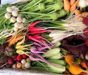"""Le Jardin des Roys - Colis Mini Légumes """"retour Du Jardin"""""""