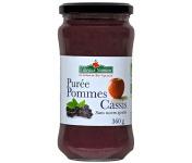 Les Côteaux Nantais - Purée Pommes Cassis 360g