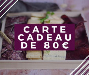 Pourdebon - Carte Cadeau 80 €