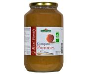 Les Côteaux Nantais - Compote Pommes 1,7 Kg