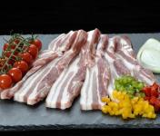 Triperie Française - Poitrine de porc fraiche