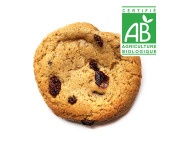 Pierre & Tim Cookies - Cookie Bio Trois Fruits