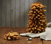 Pyrenées'cakes - Gâteaux à la broche BIO - Le Gâteau À La Broche Cérémonie - 12 Œufs