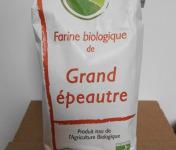 Cocotte et Potiron - Farine De Grand Épeautre Bio (1kg)