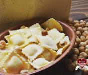 PASTA PIEMONTE - Raviolis Aux Noisettes Du Piemont Et Tome Aop -  5 kg