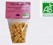 Le safran - l'or rouge des Ardennes - Cristaux De Safran, Cristaux De Sucre De Canne Bio Au Safran