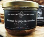 Les Pigeons de Mesquer - Cuisses de Pigeons Confites
