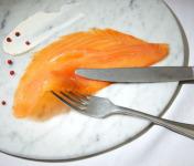 Saumon de France - Saumon De France Fumé - Filet prétranché