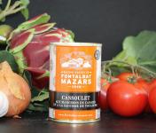 Fontalbat Mazars - cassoulet aux manchons de canard et à la saucisse de toulouse