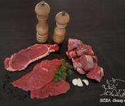 SCEA Champ du Puits - Bœuf Bio 1kg