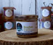 La Bourriche aux Appétits - Rillettes de Brochet de Loire au Beurre Blanc