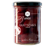 Monsieur Appert - Quetsches/sirop