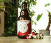 Sous les fraises - Epicerie des Toits de Paris - Bière blonde florale - 33cl
