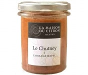 La Maison du Citron - Chutney À L'orange Navel