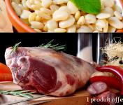 La ferme d'Enjacquet - Offre Pâques : Gigot D'Agneau BIO Entier Et Haricots Tarbais Cuisinés pour 6 à 8 personnes