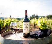 Domaine la Paganie - Vin Rouge du Domaine de la Paganie - 2015 AOC Cahors x6 - en Conversion Bio