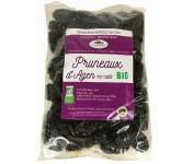 Ferme du Lacay - Pruneaux d'Agen Mi-cuits Bio - 1kg
