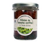 Les amandes et olives du Mont Bouquet - Petales de tomates confites 165g
