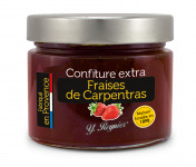 Conserves Guintrand - Confiture De Fraise De Carpentras Y. Reynier - Bocal 314 Ml