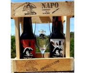 Brasserie NaPo - Coffret NaPo et Verre