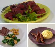 La Ferme Enchantée - [SURGELÉ] Colis Découverte Autruche  : 4 Steaks, Aiguillettes et Morceaux de Filet - 1,4 kg