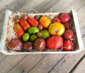 EARL Langevine - Tomate Noire De Crimée  2kg