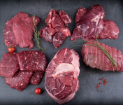 La Ferme du Forez - Colis de Viande de Boeuf Charolais (Génisse) - 5kg
