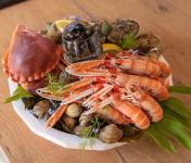 Ô'Poisson - Plateau de Fruits de Mer - avec crabe - pour 4 Personnes