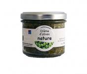 Les amandes et olives du Mont Bouquet - Creme d'olives nature 100g